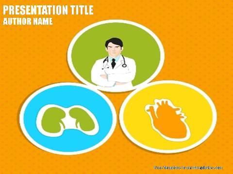 Free gastroenterologist powerpoint template demplates free powerpoint template 1229 toneelgroepblik Gallery