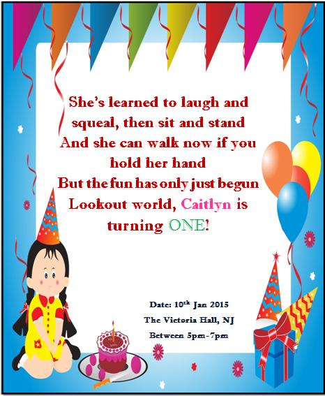 birthday card invitation template