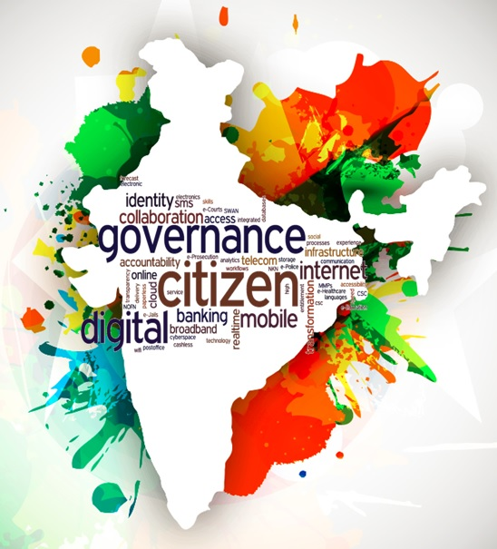 E-Governance - the real step to achieve Digital India Vision - Demplates