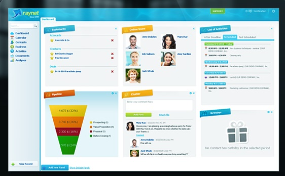 FREE CRM SOFTWARE 7
