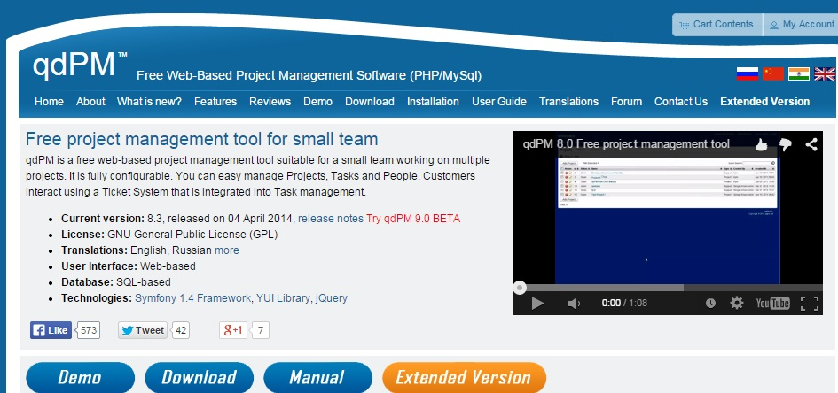 free online project managment software9