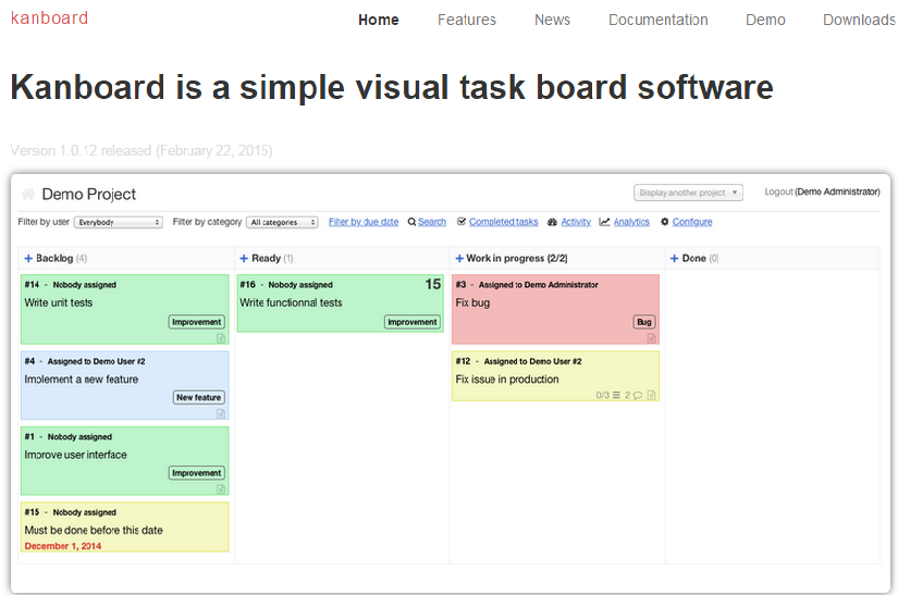 open source project managment tool 10