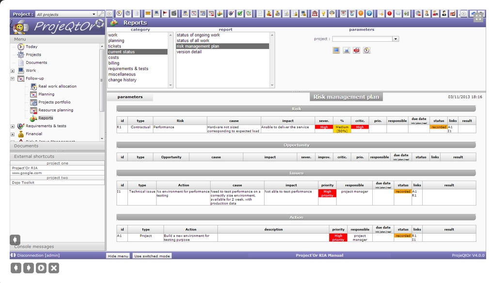 open source project managment tool 11
