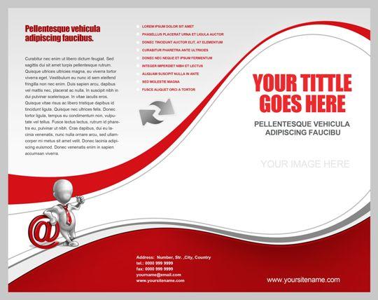 free online tri fold brochure template Bire1andwapcom
