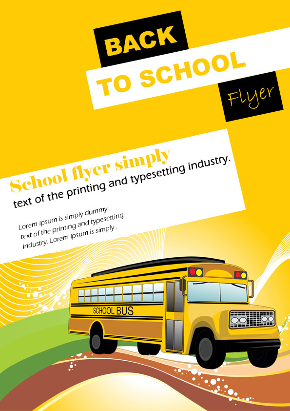 16 impressive back to school flyers in psd word ppt templates backtoschoolflyertemplate 1 saigontimesfo