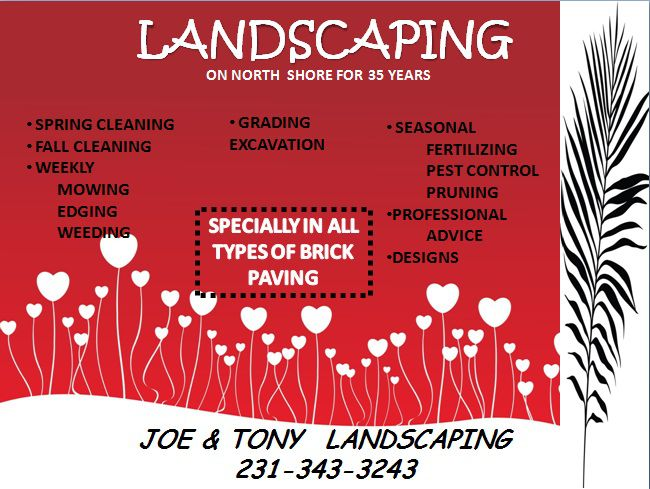 Landscape flyer template 10