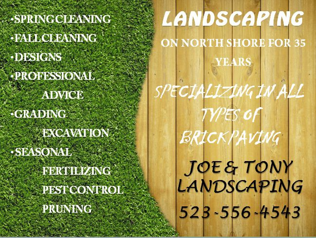 Landscaping Flyer Template 6