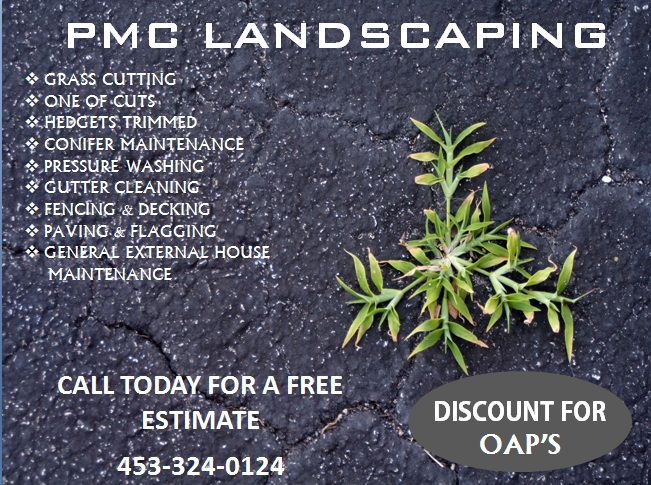 Free Landscaping Flyer Templates to Power Lawn Care Businesses ...