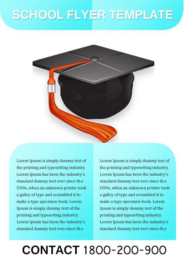 High School Graduation Flyer / Poster