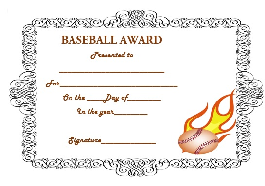 lost and found log template - Baseball Certificates Templates Free