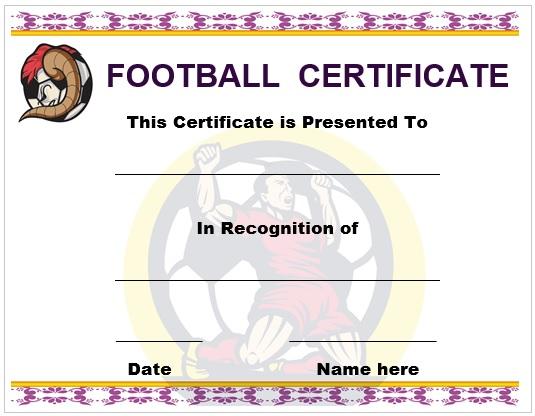 Football_certificate_template_12