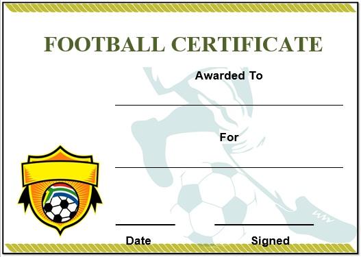 Football_certificate_template_14