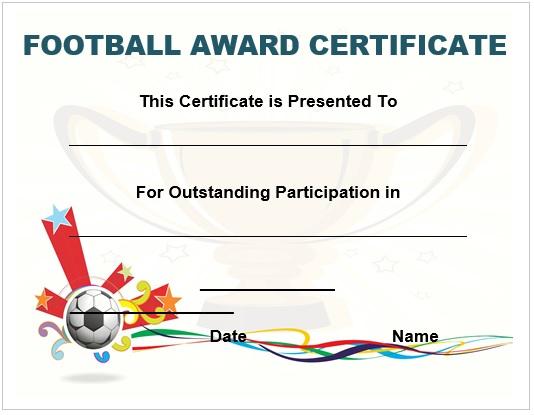 Football_certificate_template_16