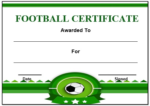 Football_certificate_template_19