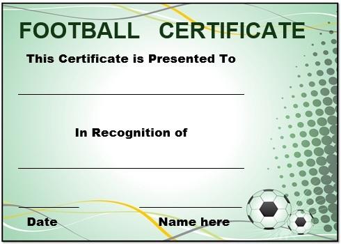 Football_certificate_template_21