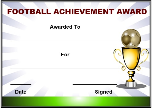 Football_certificate_template_23