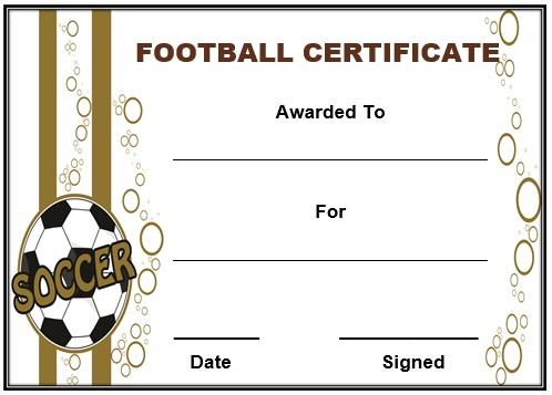 Football_certificate_template_27