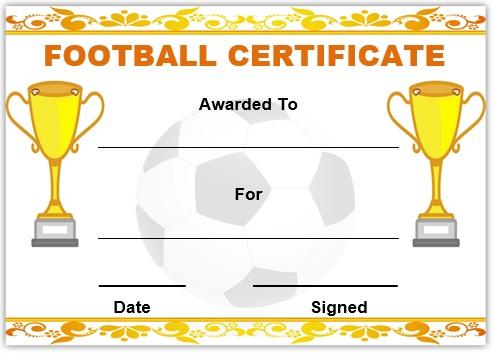 Football_certificate_template_28