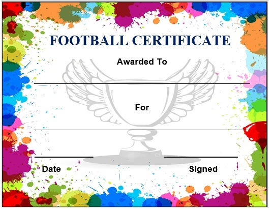 Football_certificate_template_3