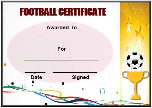 Football_certificate_template_30
