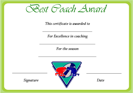 25 Masterpiece Rugby Certificates Templates Free Download In Word