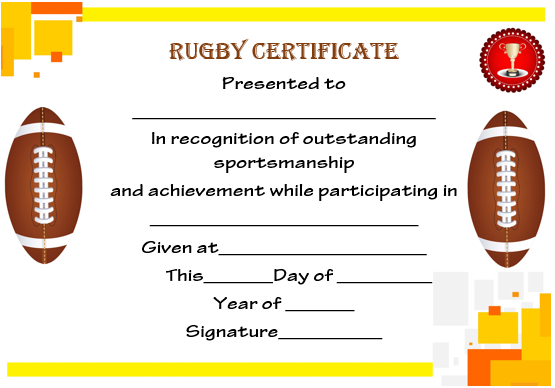 Rugby Ready Online Certificate