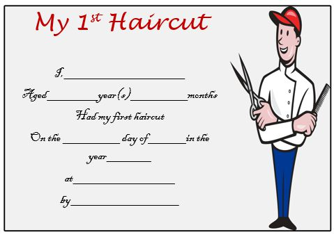 Haircut gift certificate template free images certificate design first haircut certificate template free choice image certificate haircut gift certificate template free gallery certificate haircut yelopaper Gallery