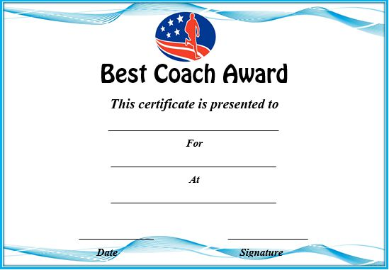 Running Coach Certificate