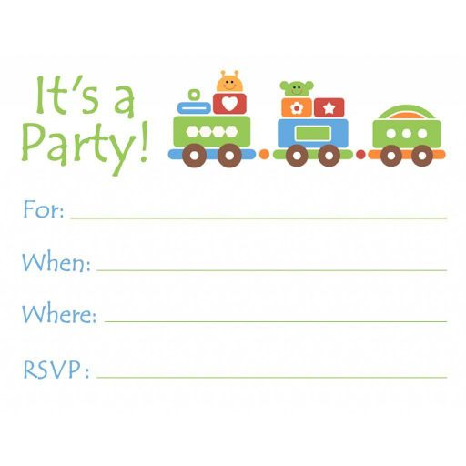 birthday invitation 29