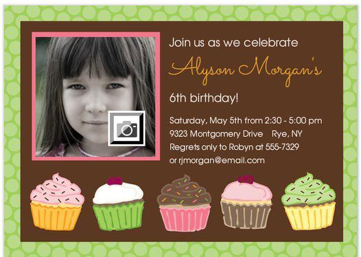 birthday invitation template 11