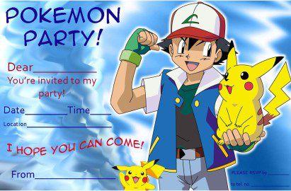 birthday invitation template 14