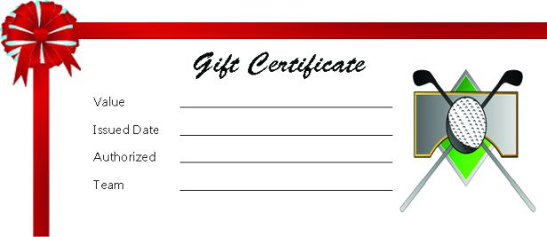 Adorable golf certificates for professional players free golf award titles yelopaper Choice Image