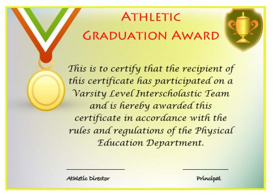 Athletic Administration Graduate Certificate