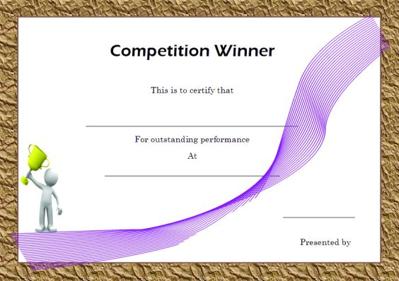 certificate_for_winner_of_the_competition