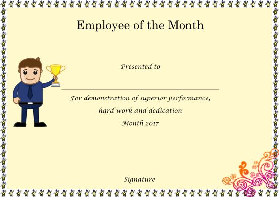 employee_of_the_month_certificates_editable