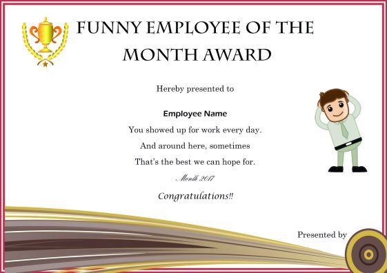 funny_employee_of_the_month_award