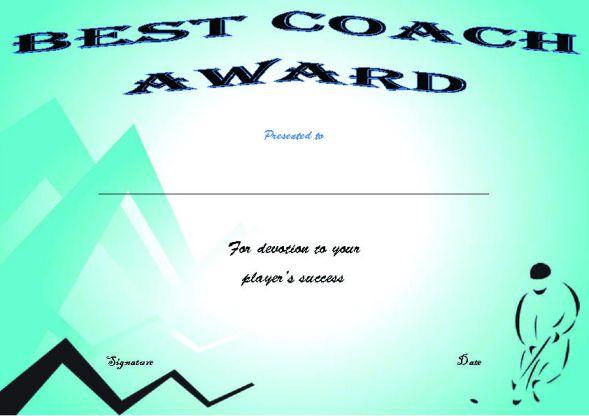 Hockey Coaching Certificate