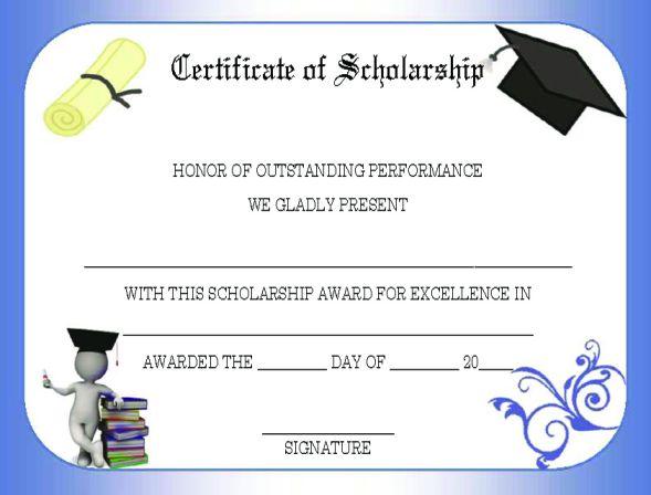 scholarship_winner_certificate_template