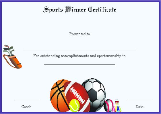 sports_winner_certificate_template