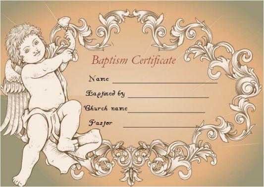 warner_press_baptism_certificate_template