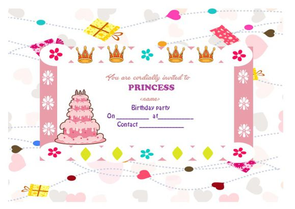 Princess_Birthday_invitation_certificate_10