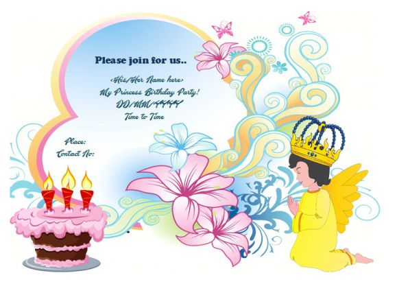 Princess_Birthday_invitation_certificate_11