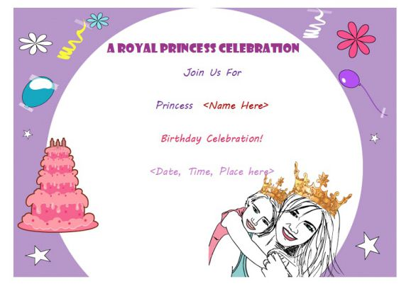 Princess_Birthday_invitation_certificate_13
