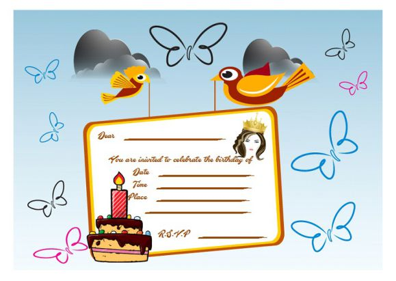 Princess_Birthday_invitation_certificate_2