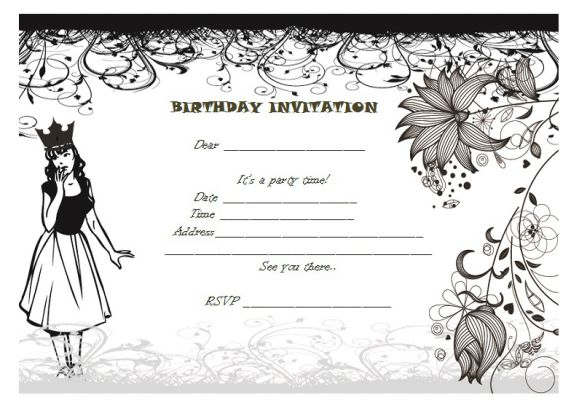 Princess_Birthday_invitation_certificate_22