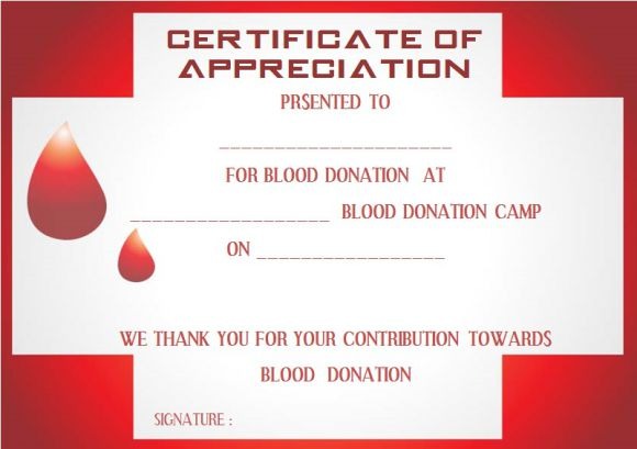 22 legitimate donation certificate templates for your next campaign