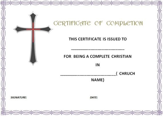 christian_certificate_of_completion_template