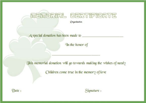 22 legitimate donation certificate templates for your next campaign demplates
