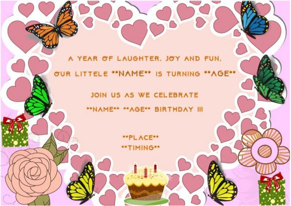 Yes The Theme Butterfly Birthday Party