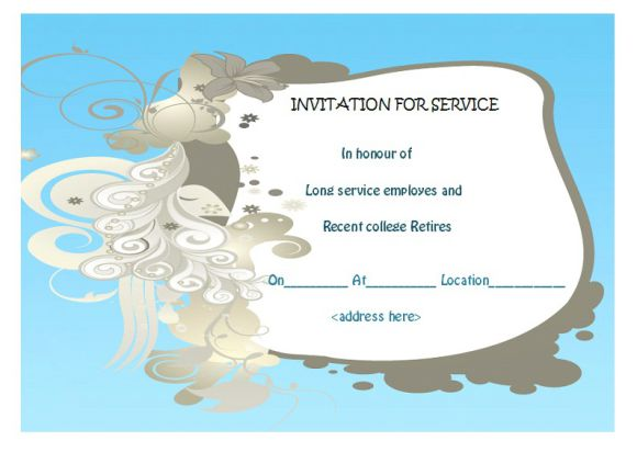 12 Free Long Service Award Certificate Samples Wordings